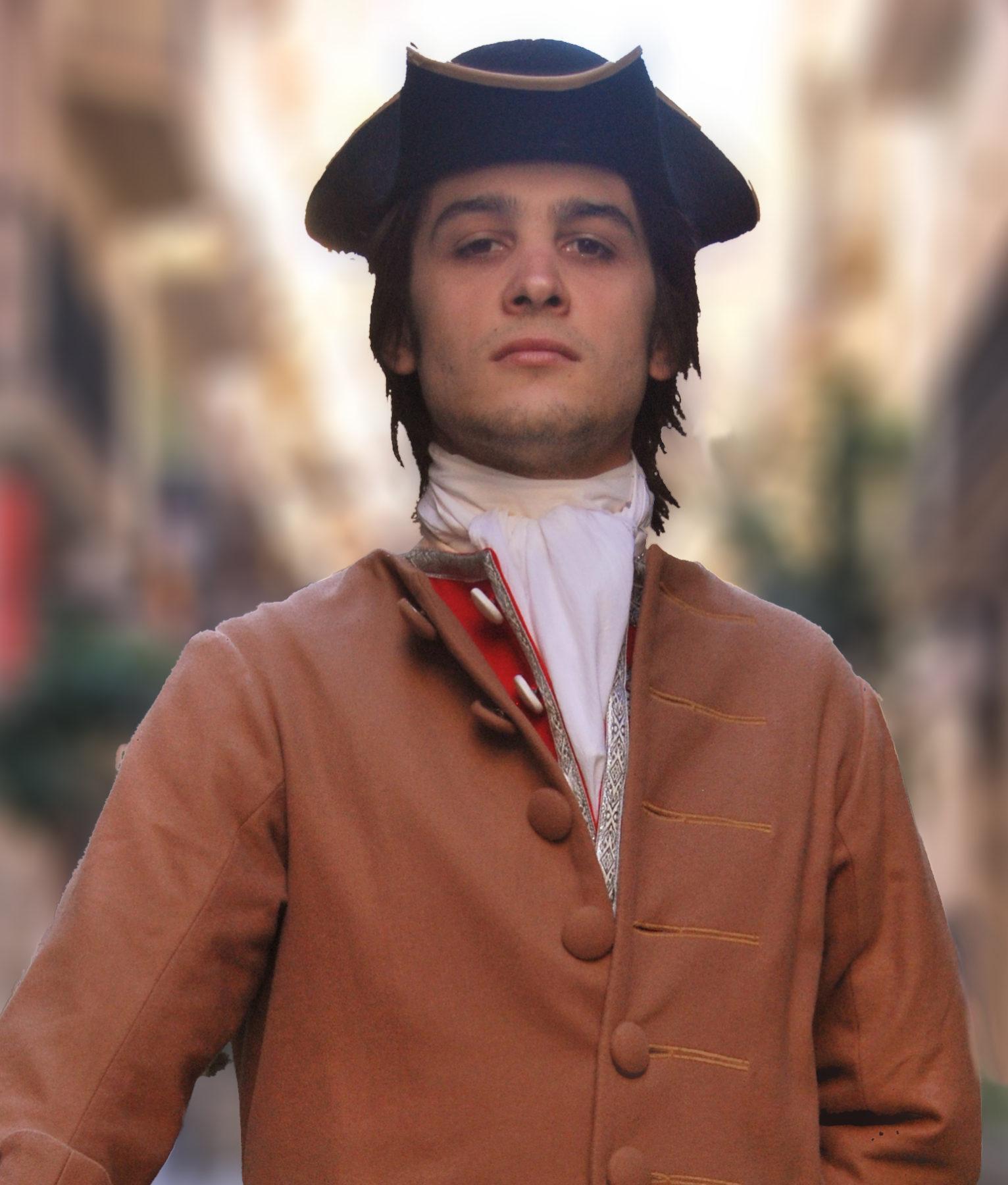 Bernat Quintana interpretarà en Jan, el protagonista de Barcelona 1714