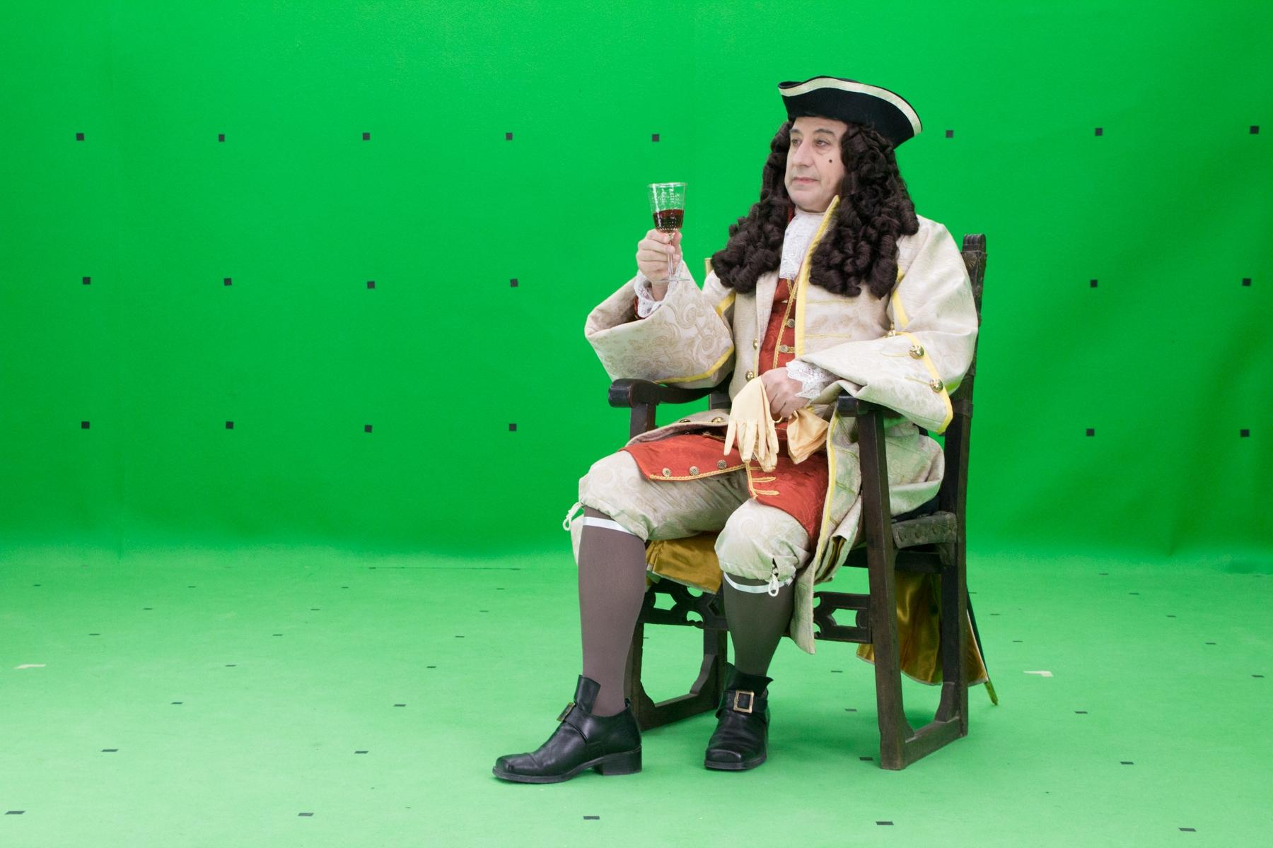 Juanjo Puigcorbé s'incorpora al repartiment de la pel.lícula Barcelona 1714