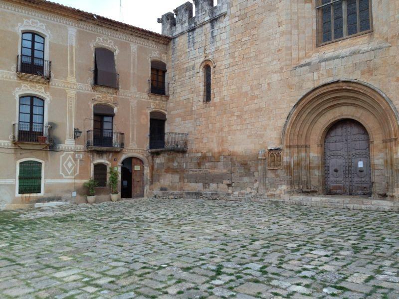 Santes Creus acull el rodatge de la pel.lícula Barcelona 1714