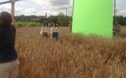 Primer dia de rodatge a Bràfim