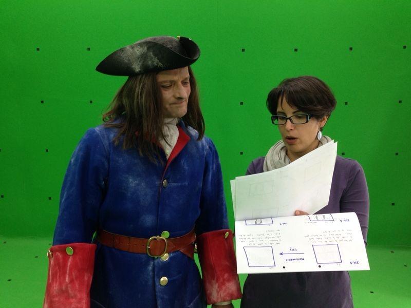 Toni Albà es vesteix de miquelet a la pel.lícula Barcelona 1714